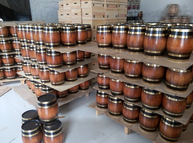 wholesale mini used wine barrel sale