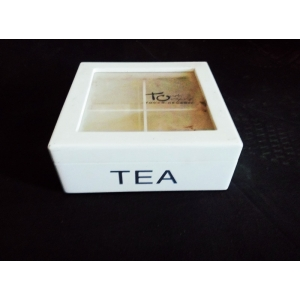 Cheap tea box different style eco friendly wood material