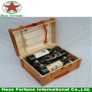Custom wood box with sliding lid