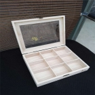 China Good quality packaging wooden tea boxes used for sale factory