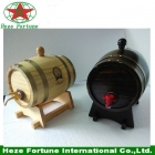 China Mini wooden barrel for home decoration factory