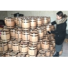 China oak gift wood mini barrel 1.5L,3L,5L factory