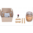 China mini oak barrel gift 0.75L,1.5L,3L,5L,10L factory