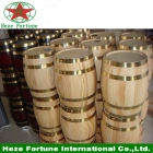 China wholesale mini used wine barrel sale factory