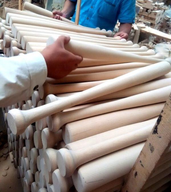 h tre personnalis et de bois de bouleau batte de baseball pour l 39 am rique canada. Black Bedroom Furniture Sets. Home Design Ideas