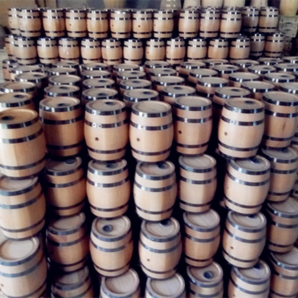 Wholesale China Manufacturer Cheap Oak Wood Barrels For Decoration