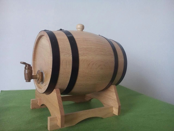 Decorating Wine Barrel Bar Table Bars Made From Wine Barrels